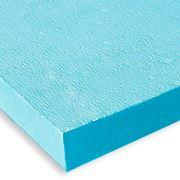 Polistirene espanso estruso di colore blu