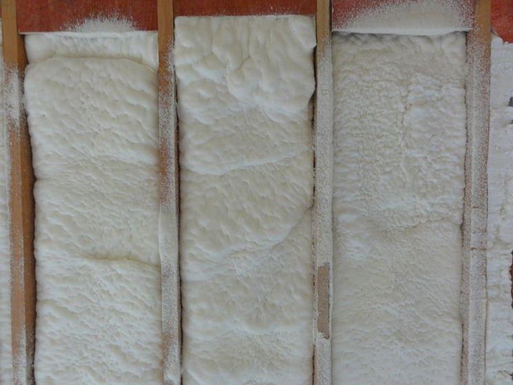 Isolamento a base di poliuretano