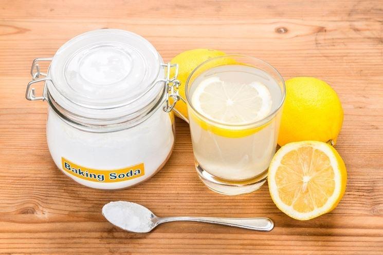 Disinfettante limone bicarbonato