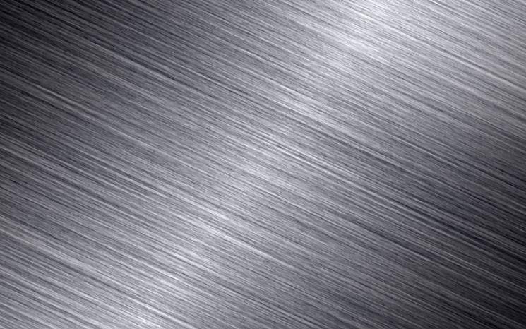Tipica superfice in alluminio