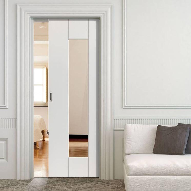 Montaggio Porta Scorrevole Scrigno - Home Design E Interior Ideas ...