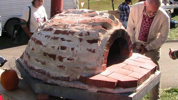 Creare forno muratura