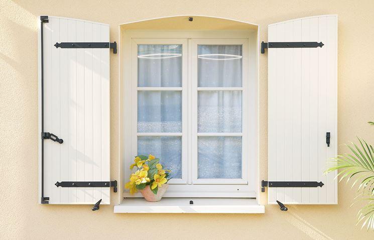 persiane per finestre