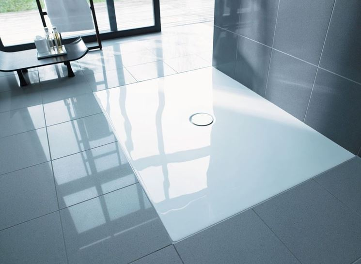 piatto doccia moderno