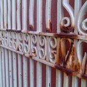 Cancello da sverniciare