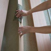 Preparazione con carta abrasiva