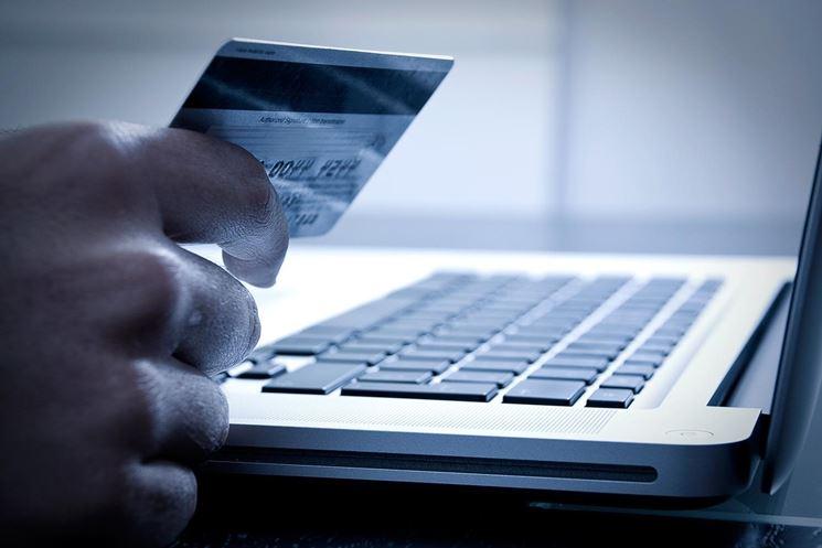 Acquistare con carta di credito