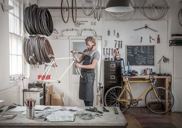 Restauro bici vintage
