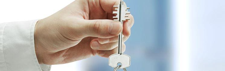 Fare la vendita di un immobile