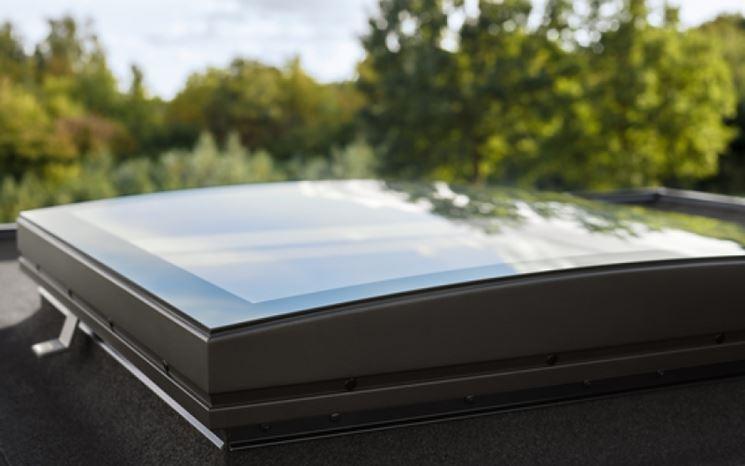 Finestra per mansarda in vetro temperato