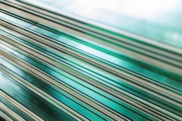 Lastre vetro vetri tipologie di lastre in vetro for Lastre vetro sintetico