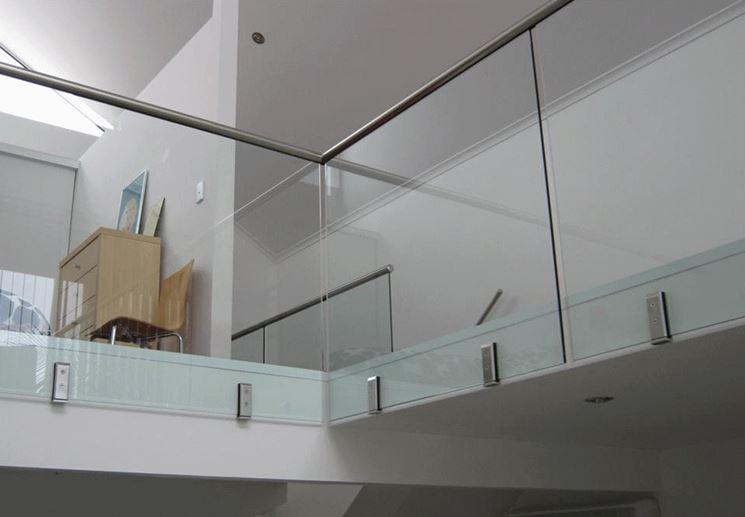 Tipologia di morsetti per vetro