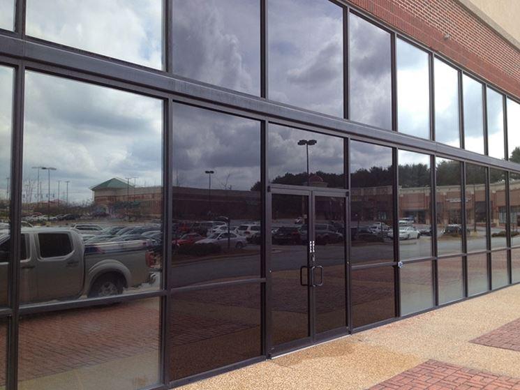 Pellicola per vetri vetri pellicola per i vetri - Pellicola oscurante vetri casa ...