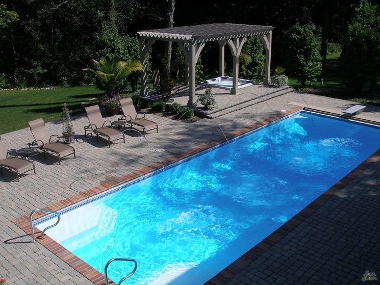 Piscine vetroresina vetri piscine in vetroresina - Piscine fuori terra vetroresina ...