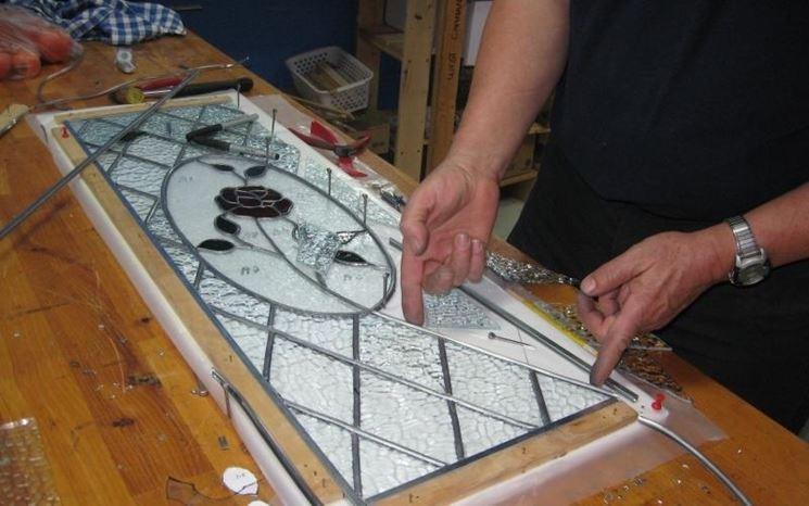 Tecniche per decorare i vetri