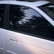 Auto con vetri oscurati