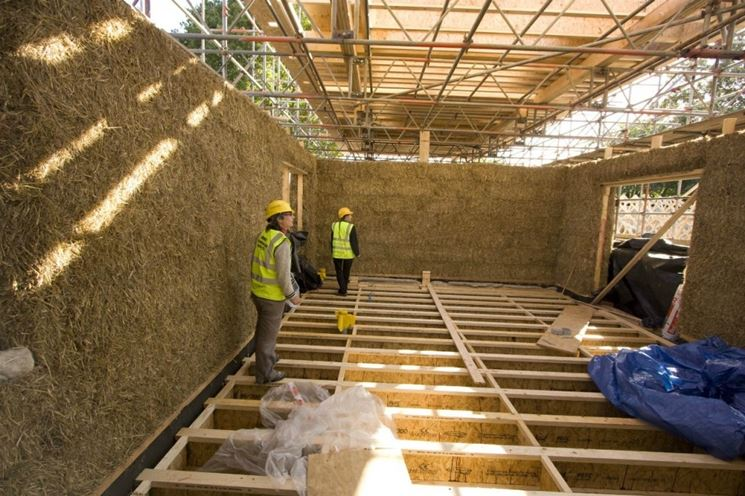 Realizzazione casa ecosostenibile