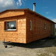 Casa mobile in legno