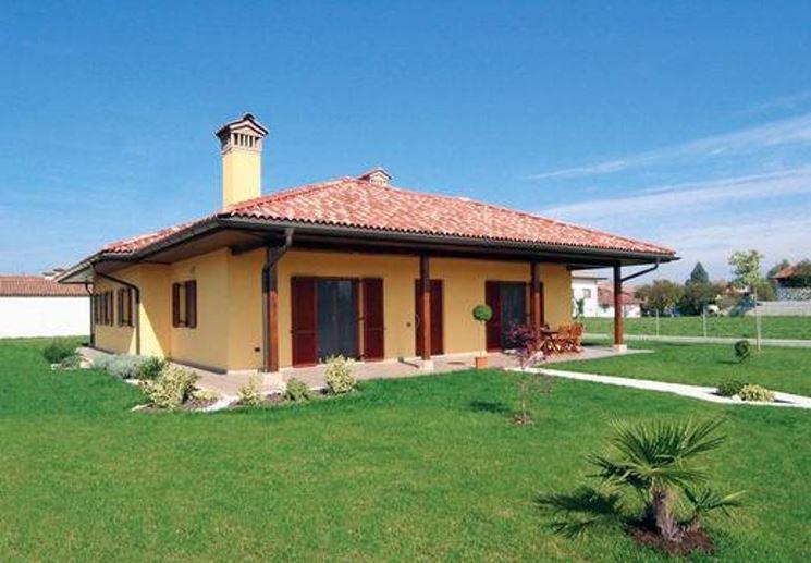 Casa prefabbricate casette di legno case tipo prefabbricato - Casa prefabbricata in muratura ...