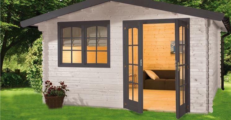 Casetta da giardino - Casette di legno