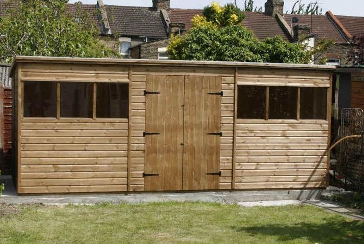 Casette Da Giardino Prezzi : Casette da giardino casette di legno modelli e tipologie di