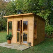 Piccola casetta di legno
