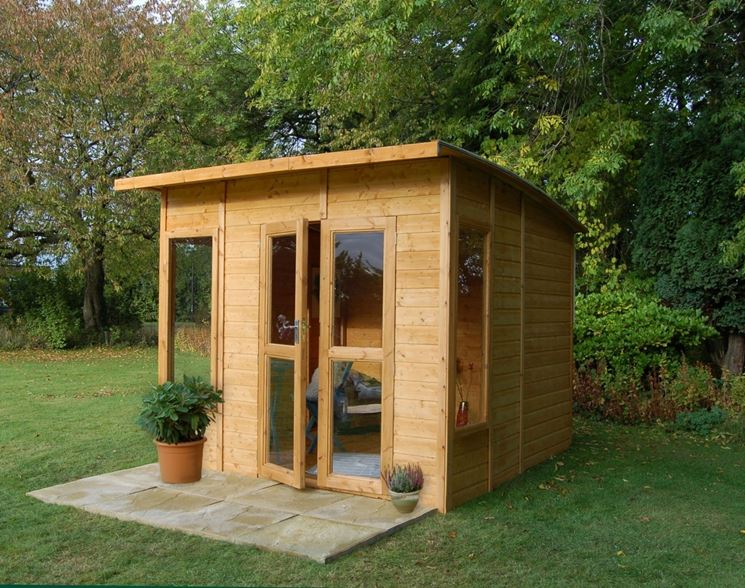 Casette Legno Giardino Varese : Casette legno giardino di tipologie