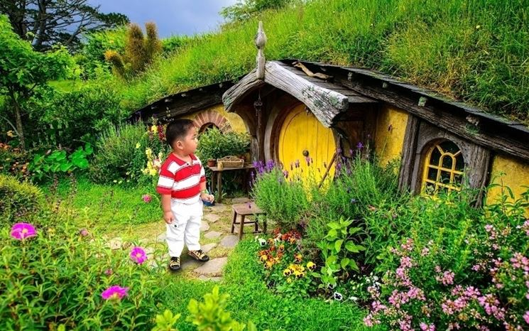 Un esempio di Hobbit Hole