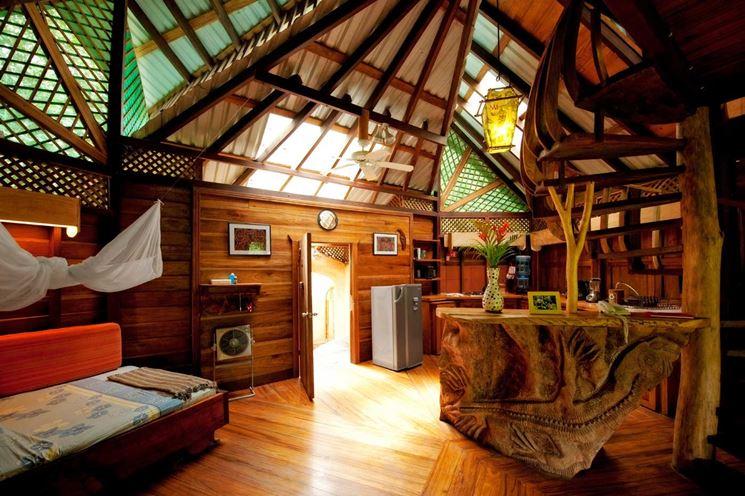 La casetta sull 39 albero per le tue vacanze for Planimetrie della casa sull albero