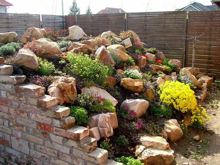 Giardini rocciosi fai da te giardino come realizzare - Immagini giardini rocciosi ...