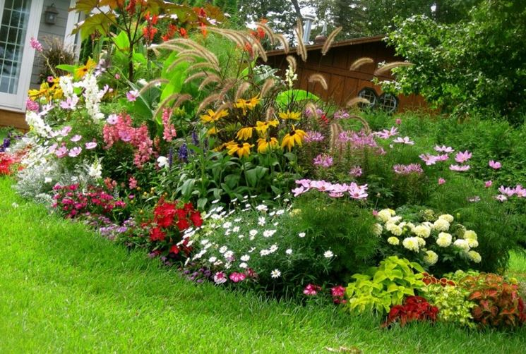 esempio giardino fai da te