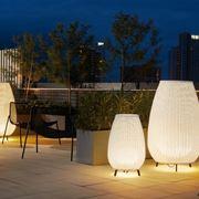 Illuminazione da esterno moderna