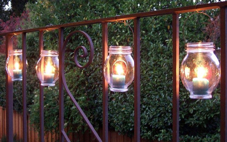 Illuminazione Esterna Lanterna : Illuminazione giardino fai da te lampade da esterno luci esterno