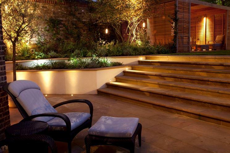 Stunning Luci Terrazzo Contemporary - Idee Arredamento Casa - hirepro.us