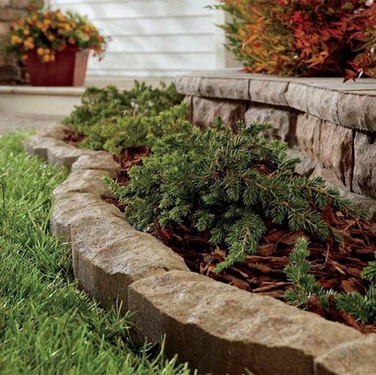 cordoli per aiuole materiali da giardinaggio bordi