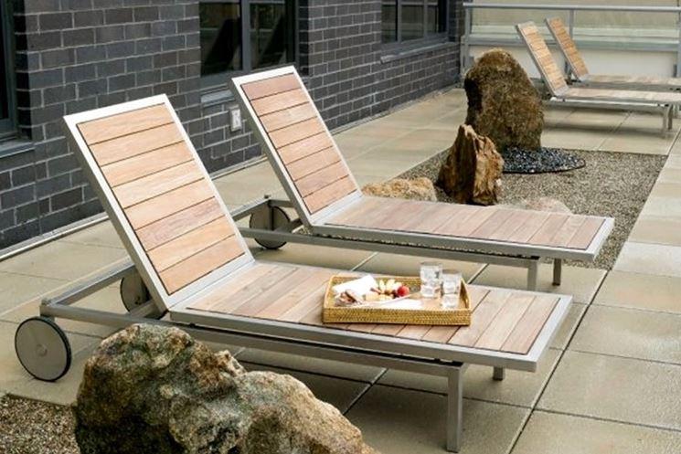 Arredamenti per terrazzi - Mobili da giardino - Scegliere gli arredi ...