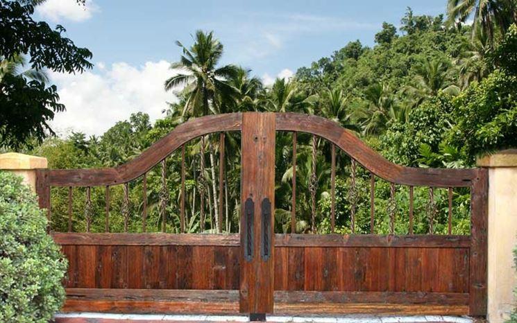 Cancelli Di Legno Fai Da Te : Cancelli in legno fai da te mobili da giardino come realizzare
