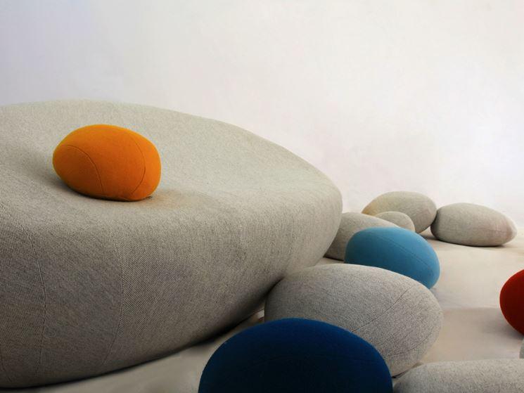 Cuscini Terra.Cuscini Da Pavimento Mobili Da Giardino Modelli Ed Idee Per