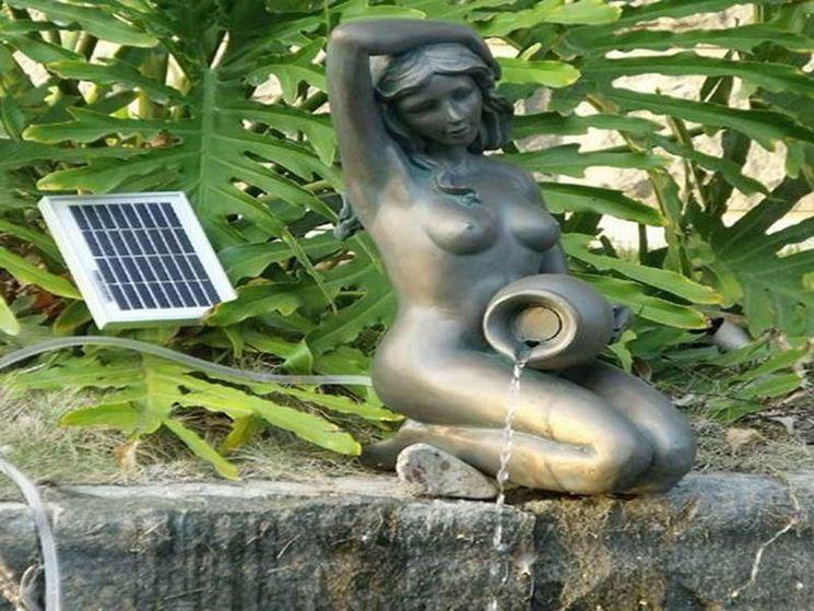 Fontanelle per giardino   mobili da giardino   modelli di ...