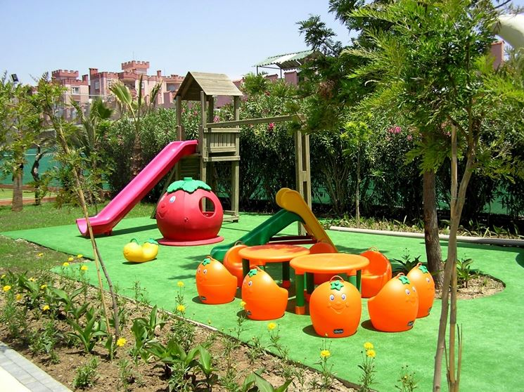 Giochi da giardino - Mobili da giardino - Giochi per il giardino