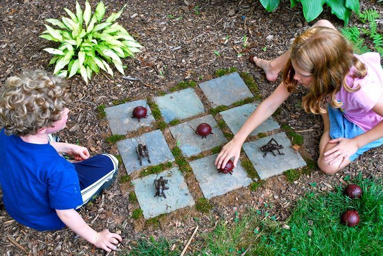 Estremamente Giochi Da Fare In Giardino AN51 » Regardsdefemmes UI05