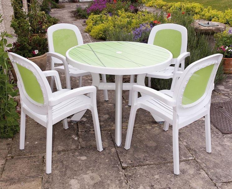 Mobili da giardino mobili da giardino scegliere i for Mobili per giardino