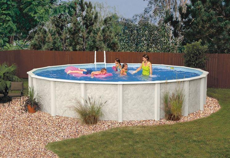Manutenzione piscine fuori terra