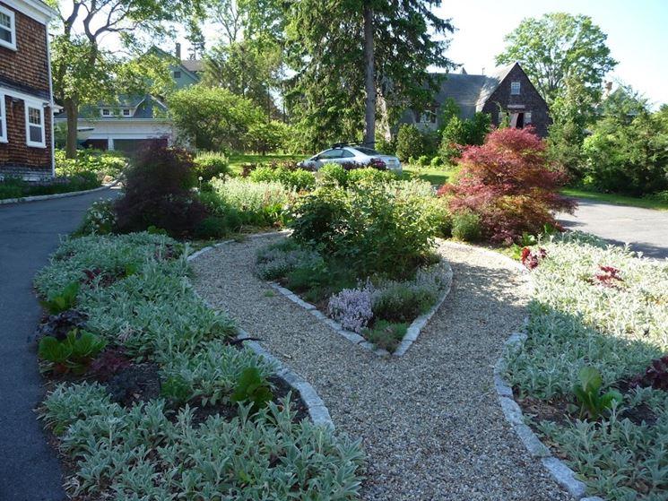 Ghiaia per vialetto giardino