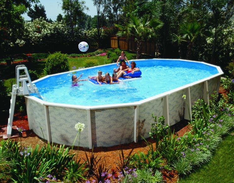La piscina piscine fuori terra cosa serve per realizzare una piscina - Piscina fuori terra costi ...
