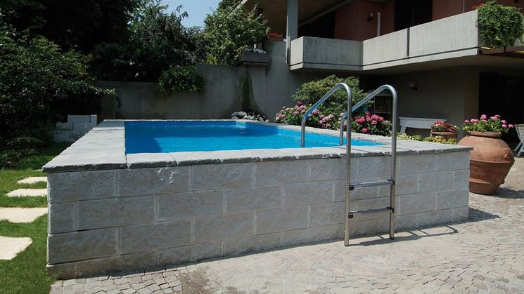 Piscine interrate costi piscine fuori terra prezzi piscine interrate - Piscine intex usate ...