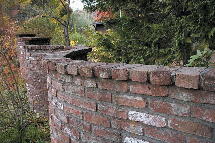 Recinzione in muratura fai da te