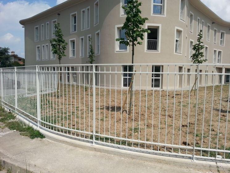 Recinzioni metalliche - Recinzioni giardino - Recinzioni metalliche giardino