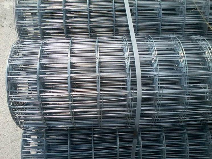 rete metallica elettrosaldata