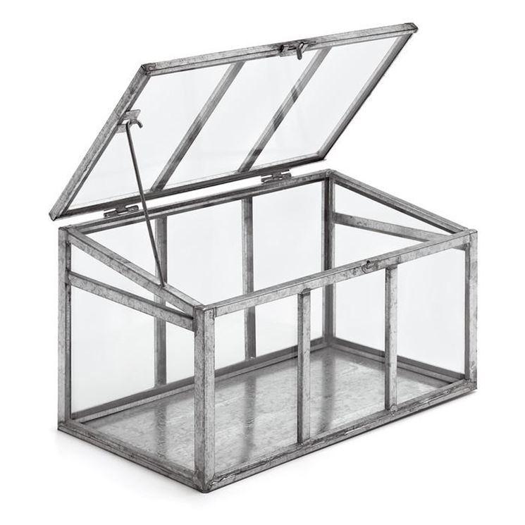 Serre in vetro - Serre da balcone - Materiale serra